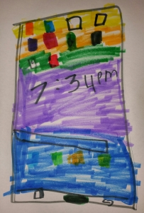 Accurate Rendering of Smartphone by Small Child